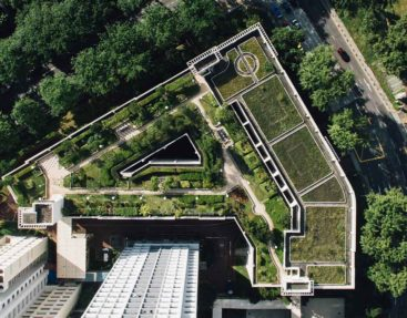 Benefits and Advantages of Green Roofs - 4Front Building Products
