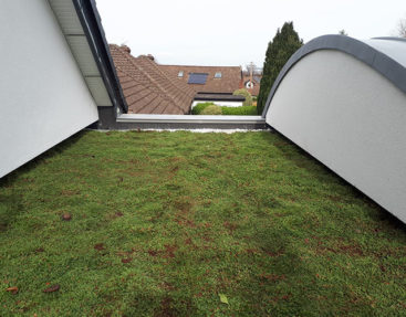 Residential Green Roof Build-Up & Advantages | 4Front
