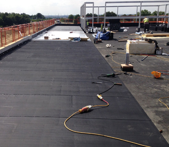 Waterproofing Commercial Properties in Northern Ireland | 4Front Blog